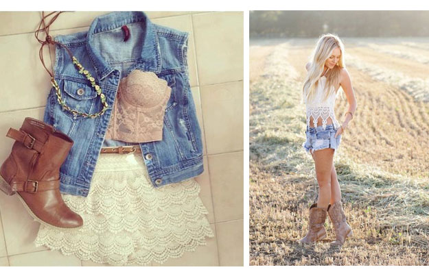 What To Wear To A Concert: Top 5 Outfits | StayGlam com