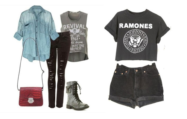 What To Wear To A Concert Top 5 Outfits Stayglam Com