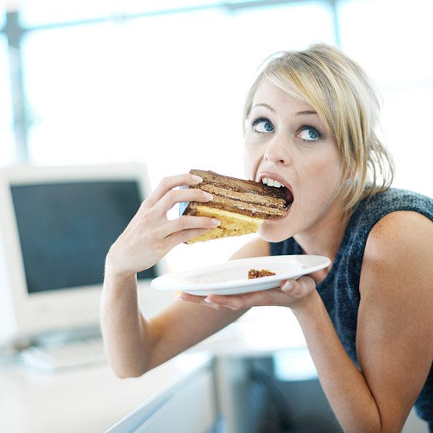 Slowly-Eating