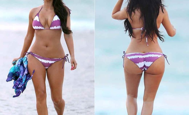 "Kim Kardashian Admits: ""I Have Cellulite!"" 