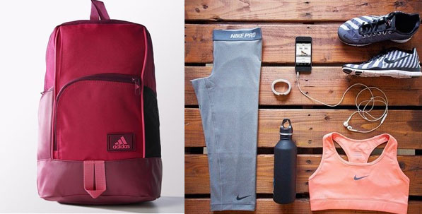 Adidas Gym Backpack