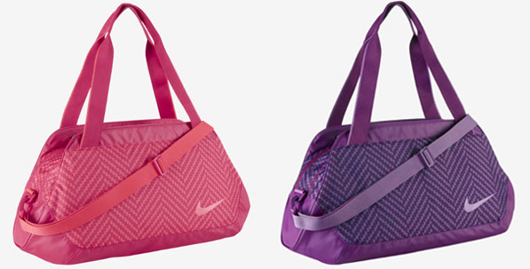 ladies gym bag