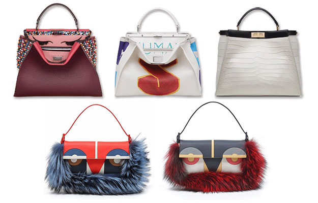 Fendi Expensive Purse Brand