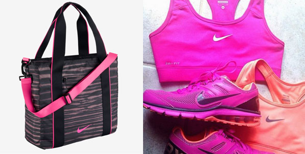 Gym Bag by Nike