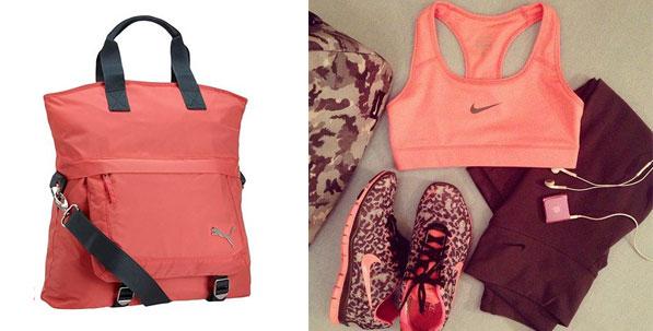 Gym Bag By Puma