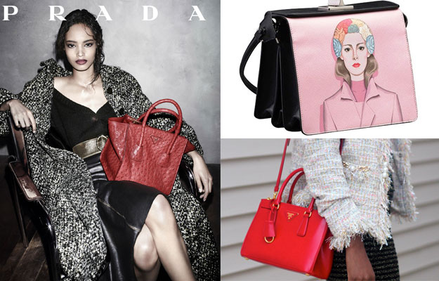 Prada Expensive Purse Brand