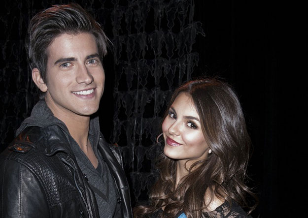 are victoria justice and ryan rottman still dating 2012