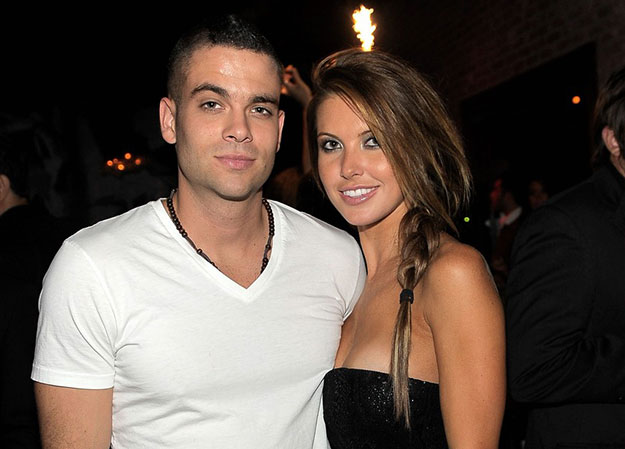Mark Salling Audrina Patridge
