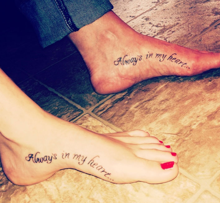 66 Amazing Mother Daughter Tattoos Stayglam
