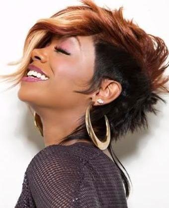 Prime 50 Mohawk Hairstyles For Black Women Stayglam Short Hairstyles For Black Women Fulllsitofus