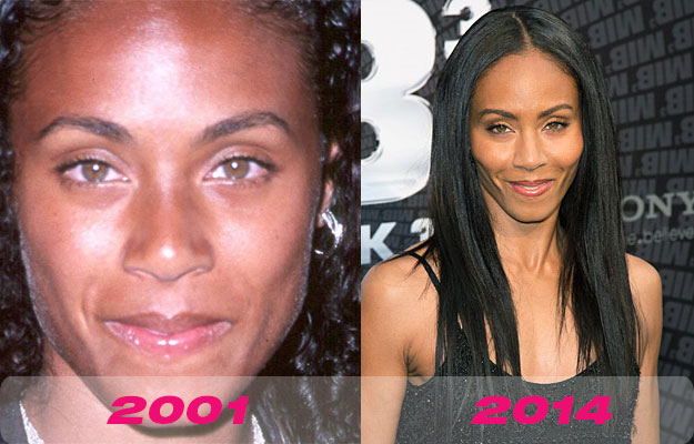 Jada Pinkett Smith Now and Then