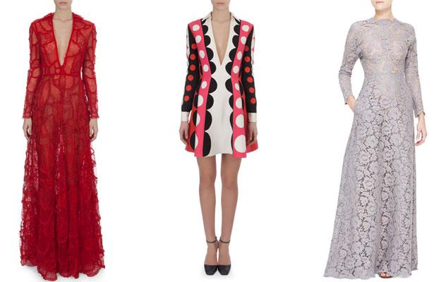 Donatella Harness Dress