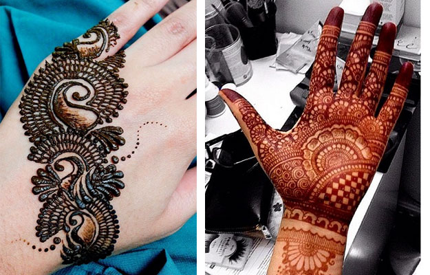 Mehndi Ankle Instagram : Top 44 cool henna designs stayglam