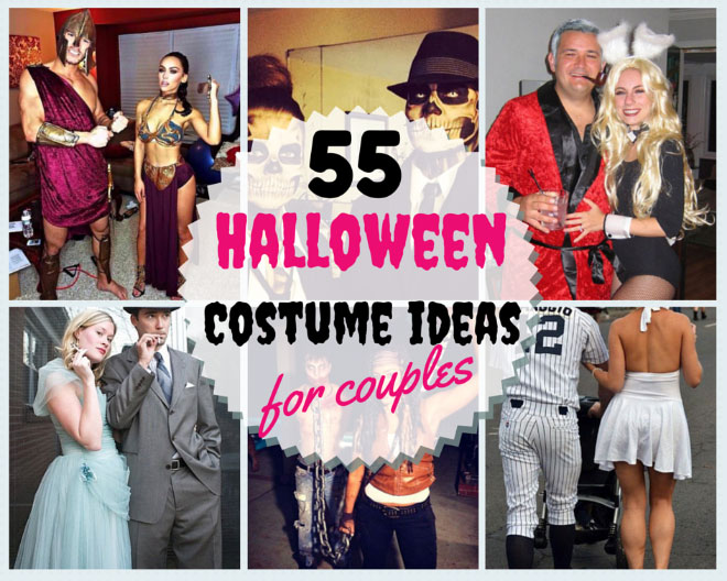 55 Halloween Costume Ideas For Couples Stayglam