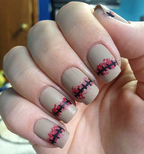 30 Spooktacular Nail Ideas for Halloween | StayGlam