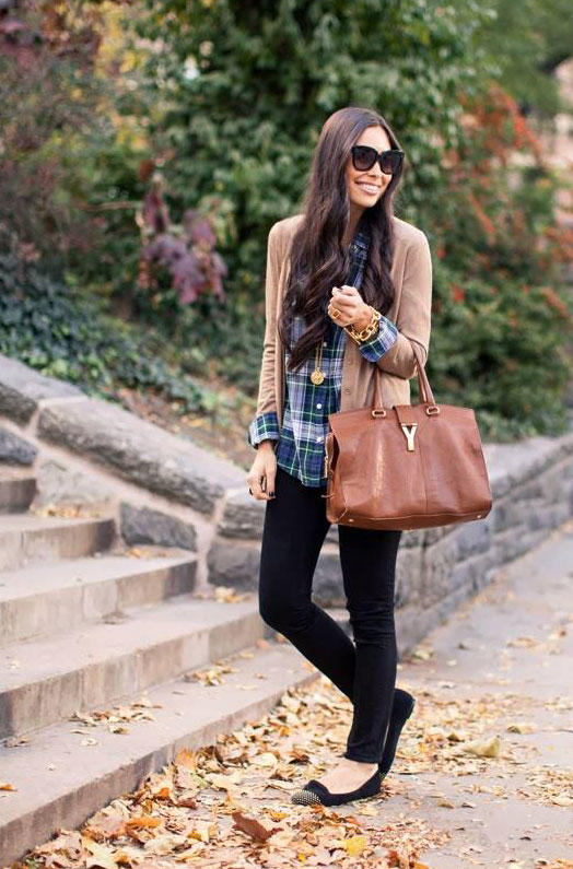 50 cute flannel outfit ideas for fall 2014  stayglam