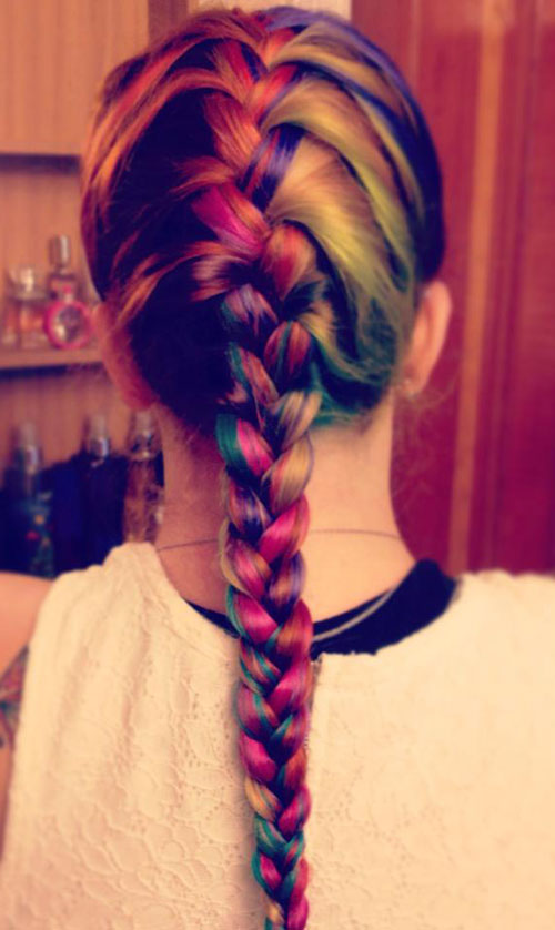 Top 50 funky hairstyles for