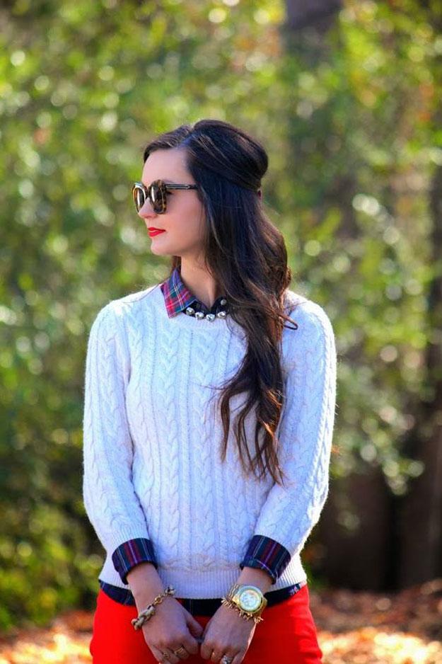 Sweater And Flannel Photo Album Emzascom