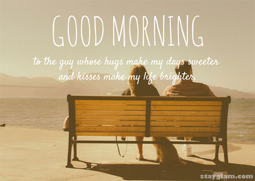 Good Morning Quotes For Him: 50 Cute Good Morning Texts