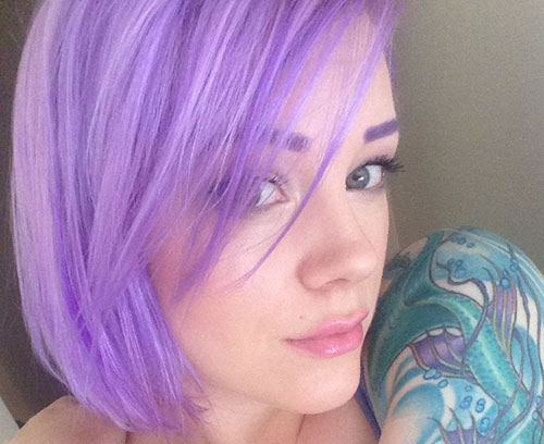 Pink And Purple Hair Styles: Top 50 Funky Hairstyles For Women