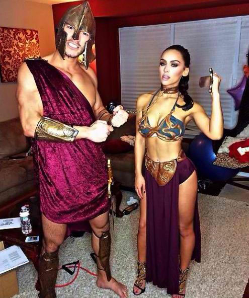 ... 55 halloween costume ideas for couples stayglam ...  sc 1 st  The Halloween - aaasne & Halloween Costumes Spartan - The Halloween