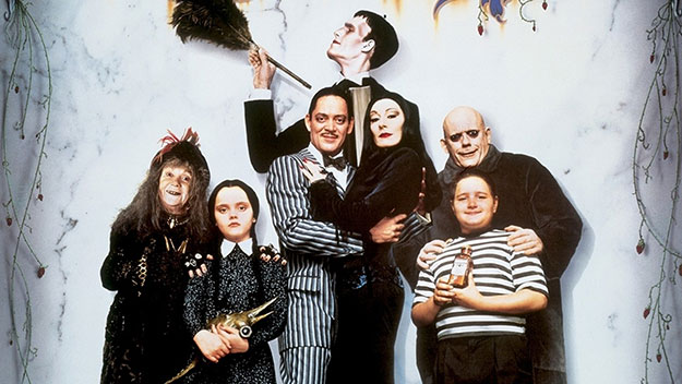 The Addams Family Halloween Movies