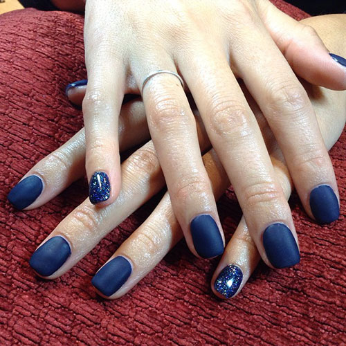 Fall 2014 Nail Trend: Matte Nails | Page 2 of 2 | StayGlam