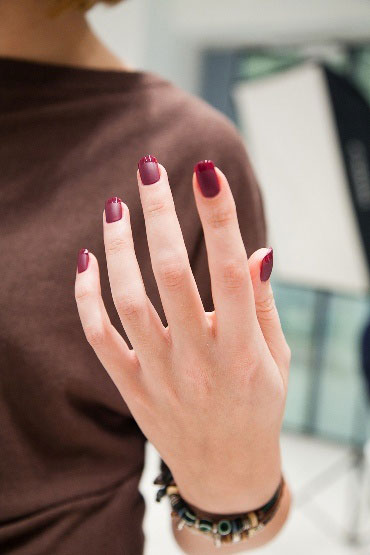 Fall 2014 Nail Trend: Matte Nails | StayGlam