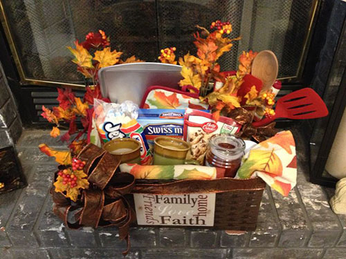Source pinterest.com & How to: Thanksgiving Gift Baskets u2013 StayGlam