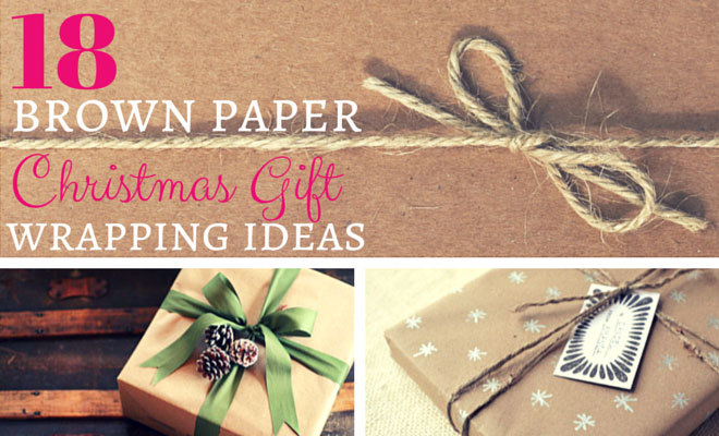 cheap christmas wrapping paper ideas