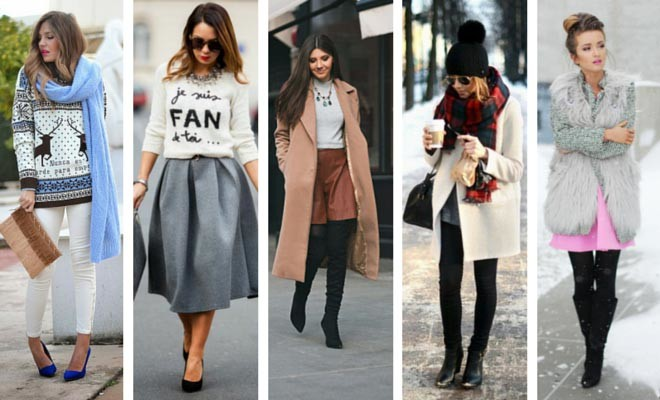c99450b173 45 Cute Winter Outfits to Keep you Warm and Chic – StayGlam