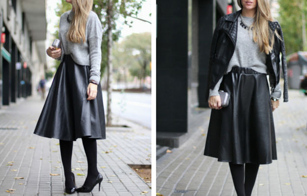 Winter Midi Skirt | Jill Dress
