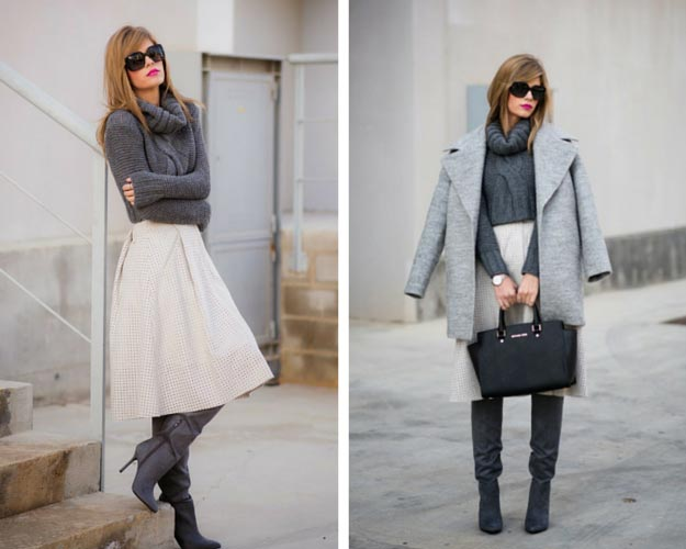45 Cute Winter Outfits To Keep You Warm And Chic Stayglam