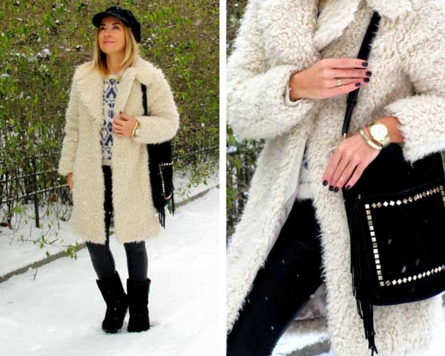 Warm and Cozy Winter Outfit