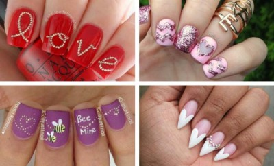 30 lovely valentine's day nails  stayglam