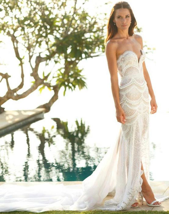 25 sexy wedding dresses for 2015 stayglam for Sexy wedding dresses pictures