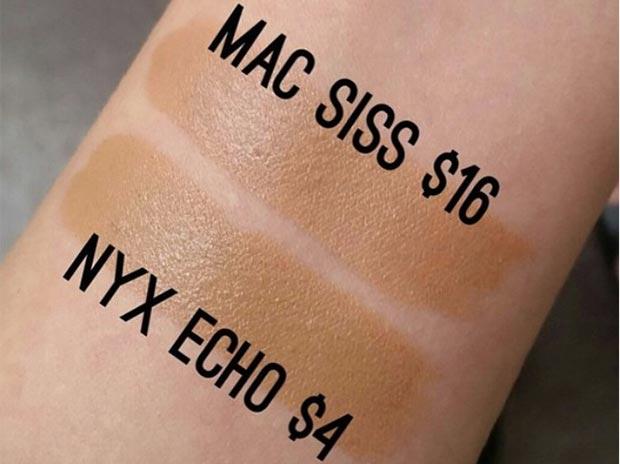 MAC Siss Dupe