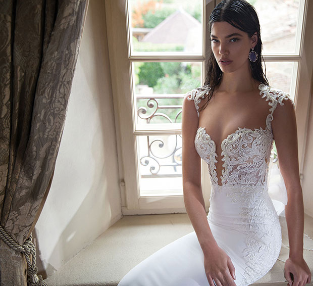 25 Sexy Wedding Dresses For 2015