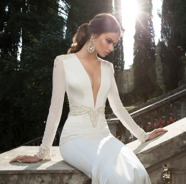 25 sexy wedding dresses for 2015 stayglam for Hot dresses to wear to a wedding
