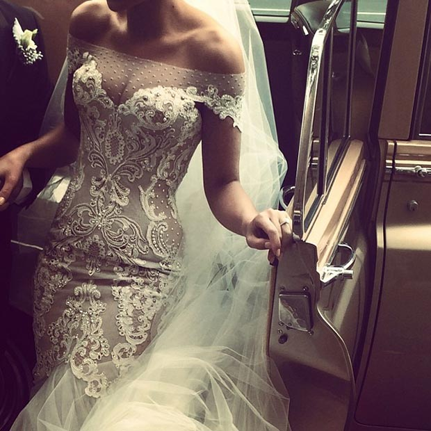 82a36b043ac Sexy Strapless Mermaid Wedding Dress