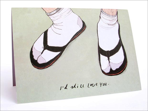 I would Still Love You Card