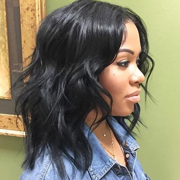 Awe Inspiring 50 Short Hairstyles For Black Women Stayglam Hairstyles For Women Draintrainus