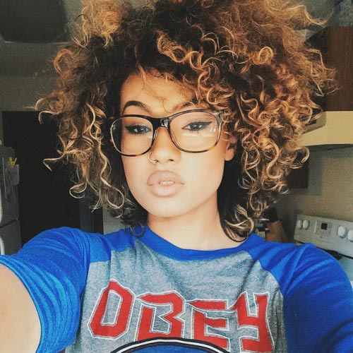 Fantastic 50 Short Hairstyles For Black Women Stayglam Short Hairstyles For Black Women Fulllsitofus