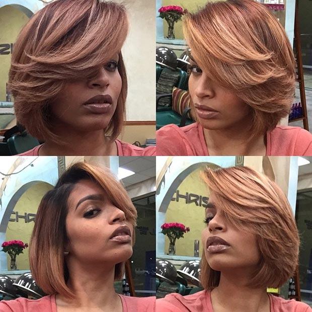 Marvelous 50 Short Hairstyles For Black Women Stayglam Hairstyles For Women Draintrainus