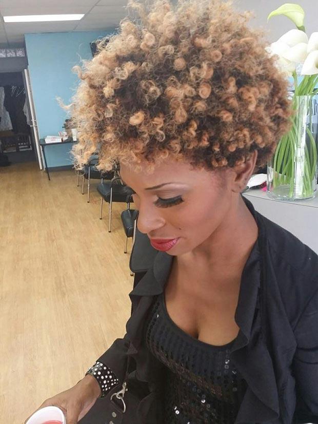 Enjoyable 50 Short Hairstyles For Black Women Stayglam Hairstyles For Men Maxibearus