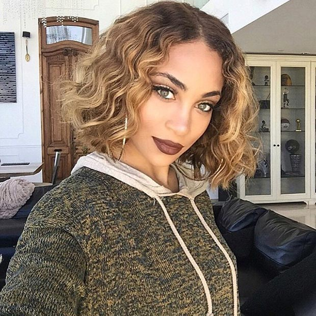 Fabulous 50 Short Hairstyles For Black Women Stayglam Hairstyle Inspiration Daily Dogsangcom