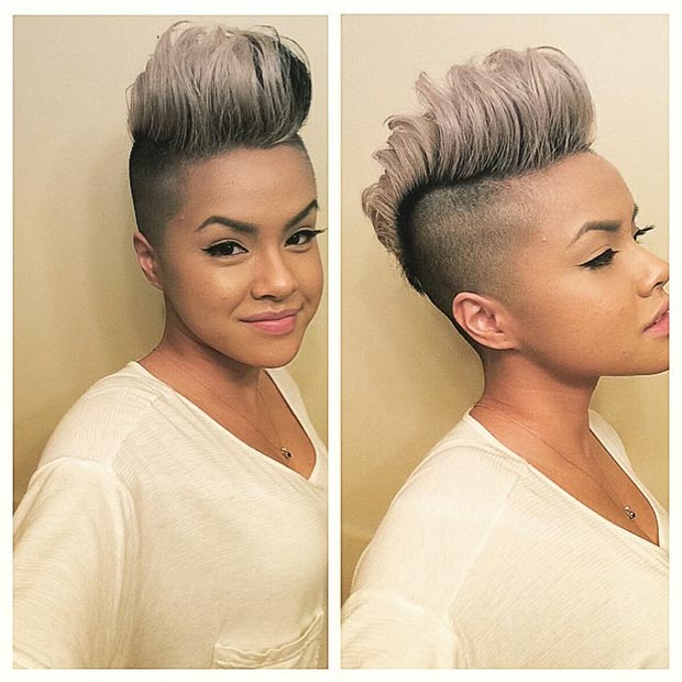 Pleasant 50 Short Hairstyles For Black Women Stayglam Short Hairstyles For Black Women Fulllsitofus