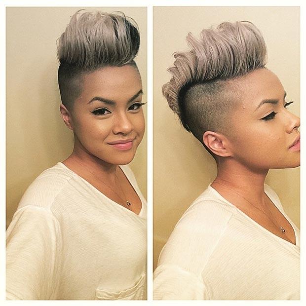 Brilliant 50 Short Hairstyles For Black Women Stayglam Short Hairstyles For Black Women Fulllsitofus
