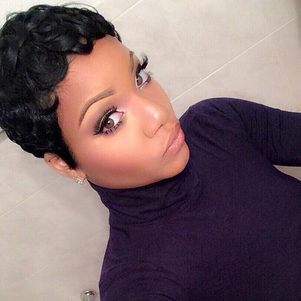 Groovy 50 Short Hairstyles For Black Women Stayglam Short Hairstyles For Black Women Fulllsitofus