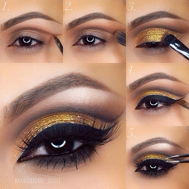 40 Eye Makeup Looks For Brown Eyes Stayglam